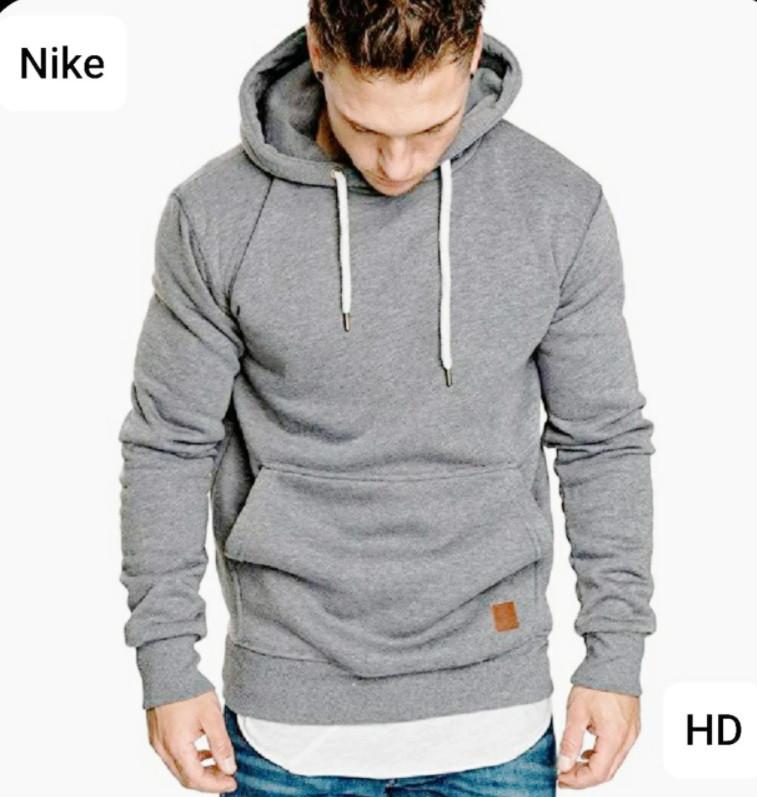 Толстовка Nike Светло серая
