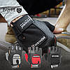 Перчатки для фитнеса и тяжелой атлетики Power System Power Plus PS-2500 XS Black/Grey, фото 5