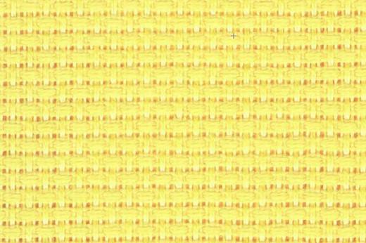 Aida №14 канва для вишивання 32х45 см жовтий