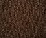 Диван-еврокнижка НАДЕЖДА Спальный диван для повседневного сна Коричневый СКМ, фото 5