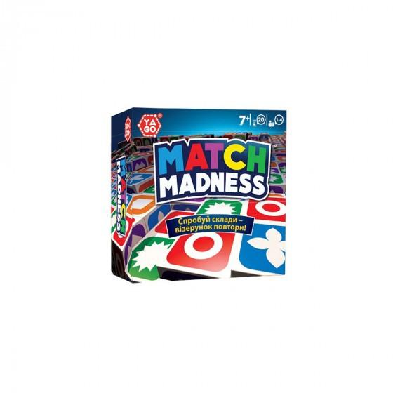 Настольная Игра – Match Madness  MATCH-ML