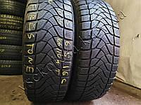 Зимние шины б/у 215/65 R16c Firestone