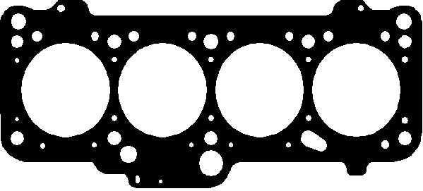Прокладка головки блока VAG 1.9D/TD 1Y/AAZ/1X/ABL 1 1.53MM MLS (Elring). 914.848