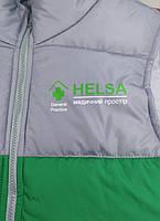 Жилет с логотипом, фото 1