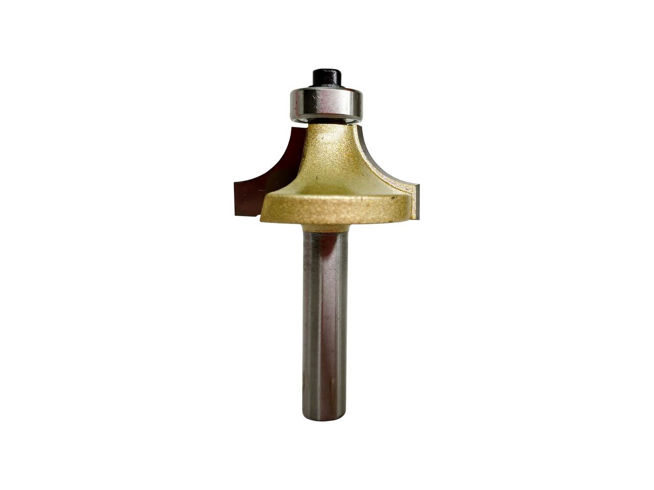 R6,3 d8 Фреза WoodMaster кромочная калевочная