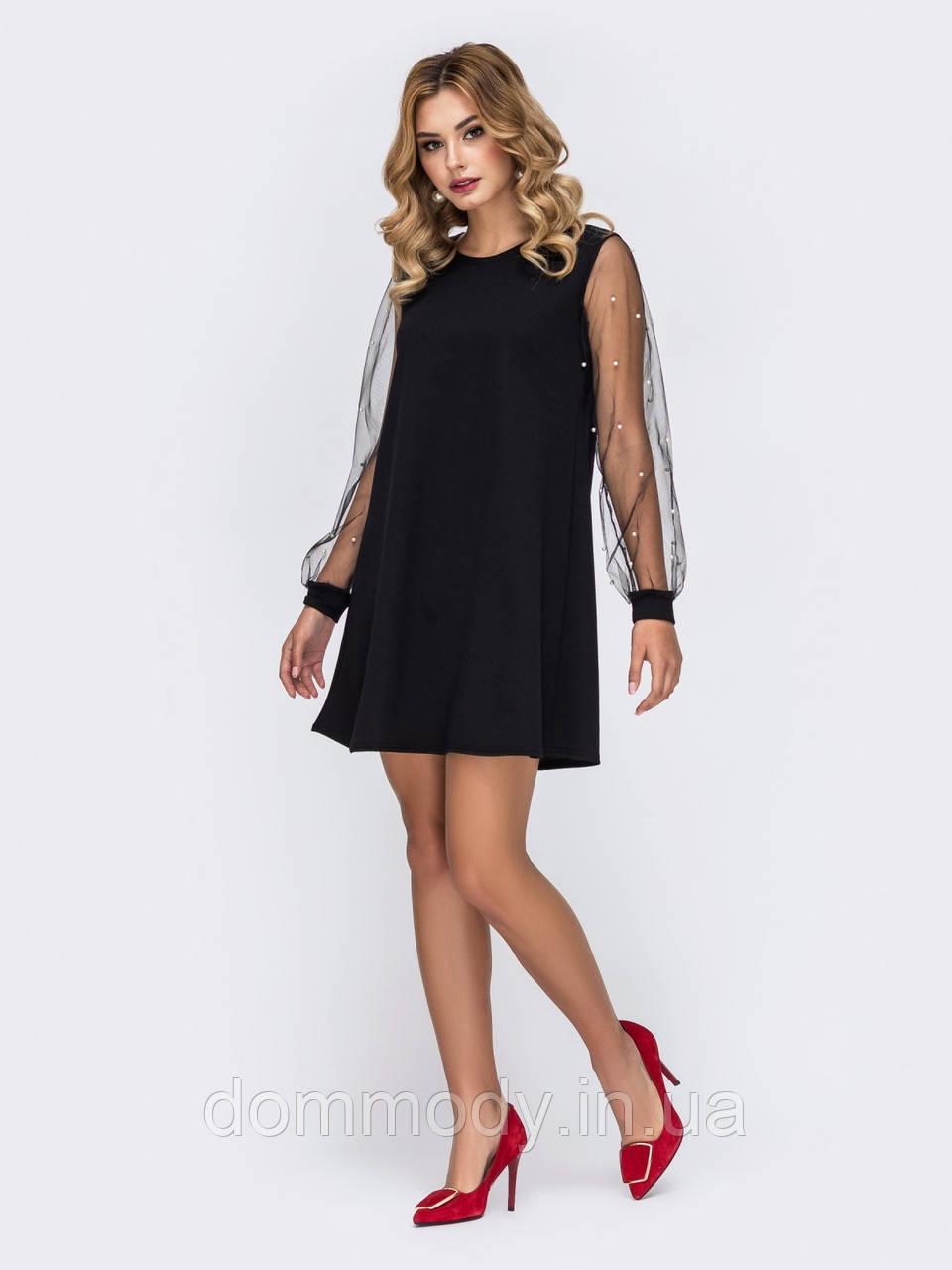 Платье женское Doreen black