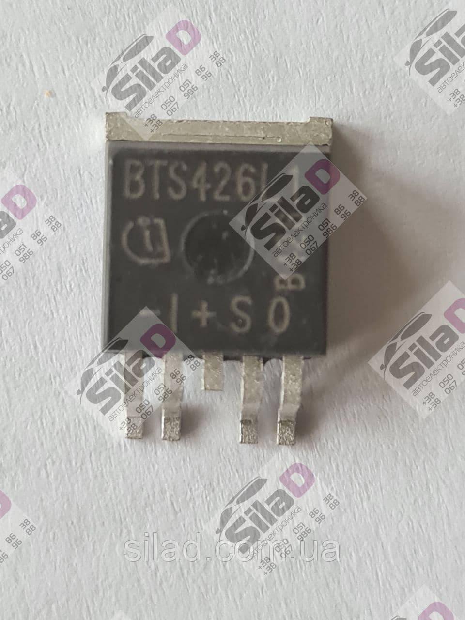 Микросхема BTS426L1 Infineon корпус PG-TO263-5-2