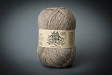 Пряжа шерстяная Vivchari Ethno-Premia, Color No.504 серый