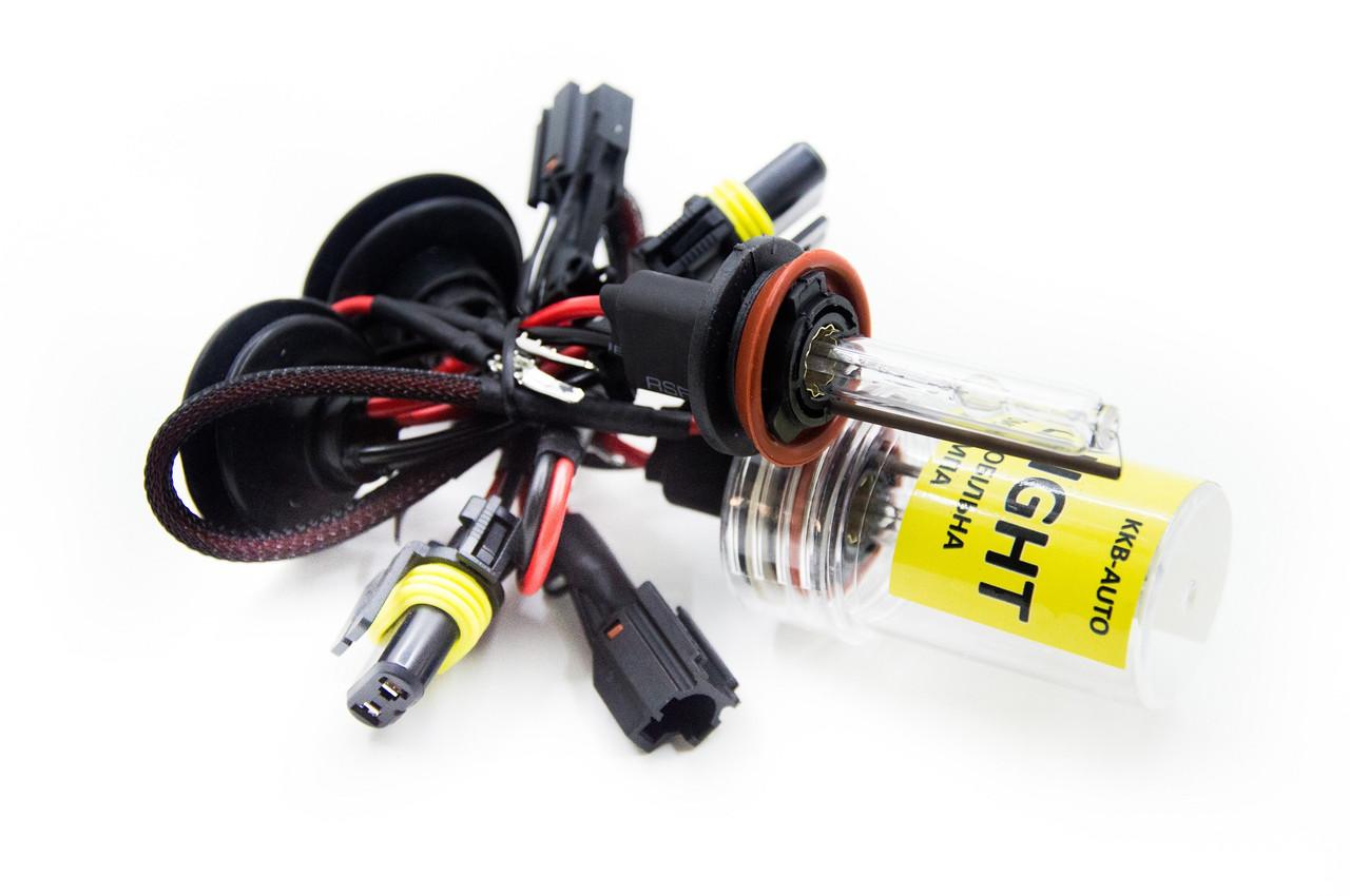 Ксеноновая лампа Prolight Н11 5000K 35W (2 шт)