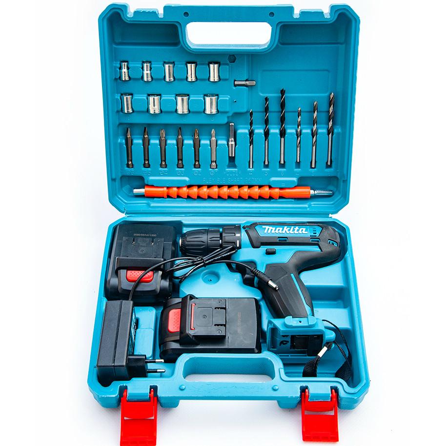 Аккумуляторный шуруповерт Makita 550 DWE (24V, 5 AH)