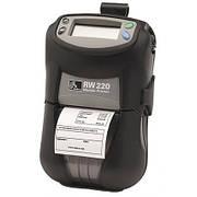 Принтер для печати этикеток Zebra RW-220. Мобильный принтер этикеток Zebra RW 220 (R2D-0U0A000E-00)