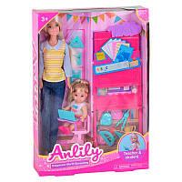 """Кукла """"Учительница"""" 99246 Anlily, с ученицей"""