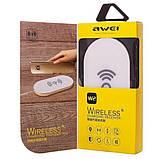 Беспроводная зарядка Awei W1 Power bank, фото 2