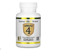 California Gold Nutrition Immune4 (60 Veggie Capsules)