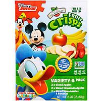 Фруктовые чипсы, Disney, Brothers-All-Natural, 6 пак.