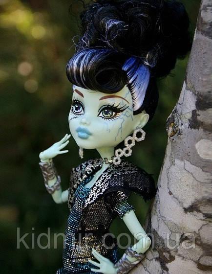 Лялька Monster High Френкі Штейн (Frankie Stein) Хеллоуїн Монстер Хай Школа монстрів
