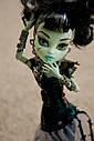 Лялька Monster High Френкі Штейн (Frankie Stein) Хеллоуїн Монстер Хай Школа монстрів, фото 4