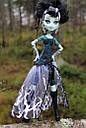 Лялька Monster High Френкі Штейн (Frankie Stein) Хеллоуїн Монстер Хай Школа монстрів, фото 6