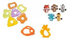 Игрушки для малышей. Прорезыватели.