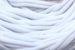 Трикотажная пряжа Bobilon 3-5 мм (micro) 1 белый