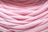 Трикотажная пряжа Bobilon 3-5 мм (micro) 1 белый, фото 7