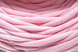 Трикотажная пряжа Bobilon 3-5 мм (micro) 4 карамель, фото 7