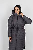 Зимняя куртка (графит), фото 1