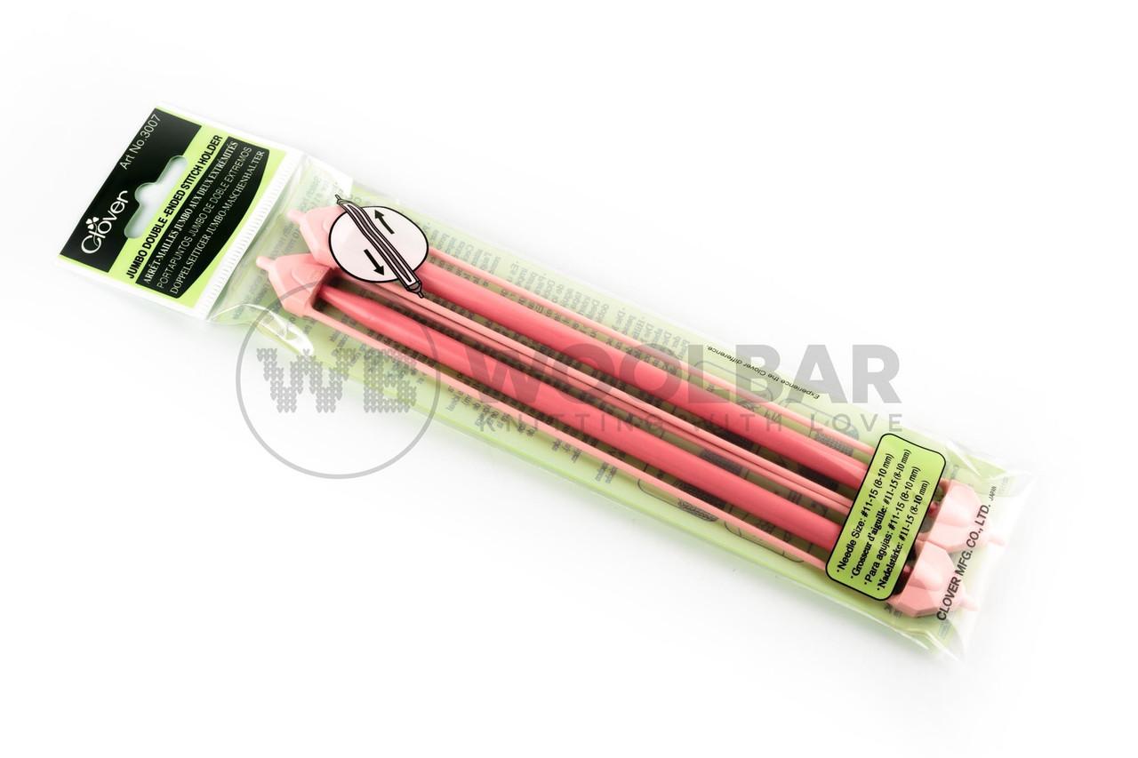 Clover - Холдер для петель (размер L) 8,0 - 10,0 мм, длина 19,5 см