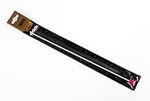 Addi - Крючок тунисский алюминиевый 4 мм, 30 см