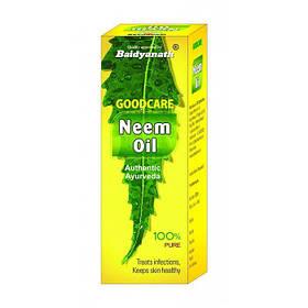 Масло нима из Индии (Neem Tail) 100% Goodcare - прекрасное средство от прыщей, 50 мл