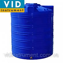 Емкость вертикальная двухслойная 300 литров