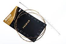 Addi 105-7/100-2.50 Спицы круговые супергладкие, 100 см, 2.50 мм