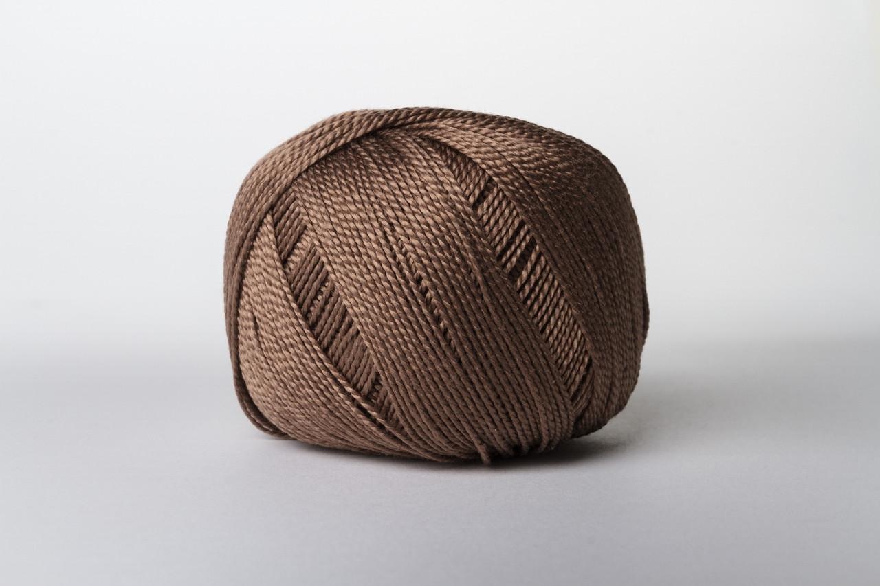 Пряжа Vita Cotton IRIS 2105 коричневый