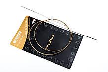 Addi 105-7/80-2.50 Спицы круговые супергладкие, 80 см, 2.50 мм