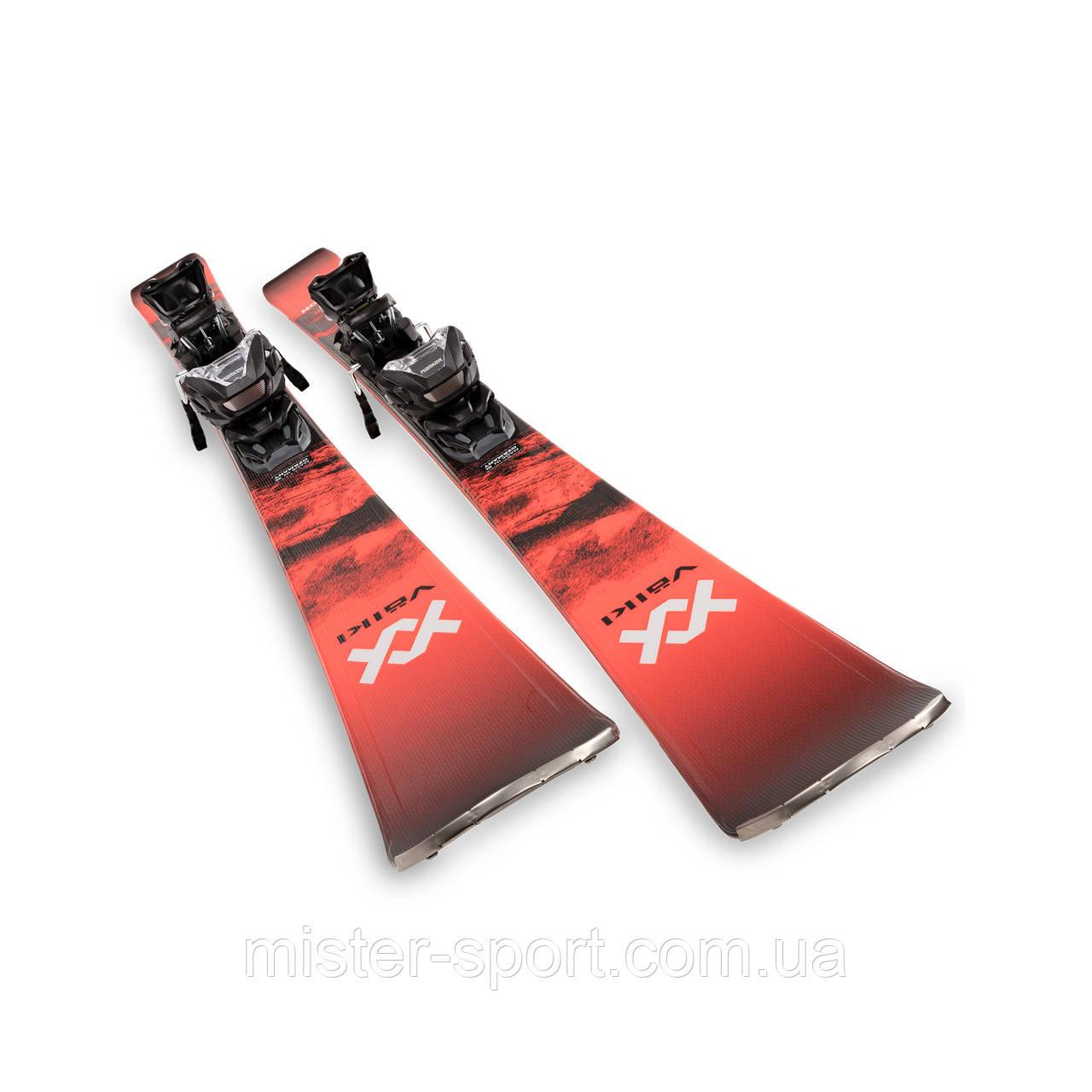 Лыжи VOLKL Deacon 75 + кр VMotion 12 GW 2021
