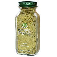 Simply Organic, Приправа адобо,125 г