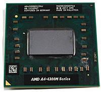 Процессор для ноутбука FS1r2 AMD A4-4300M 2x3,0Ghz 1Mb Cache бу
