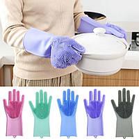 Перчатки для кухни Kitchen Gloves Мойка Посуды