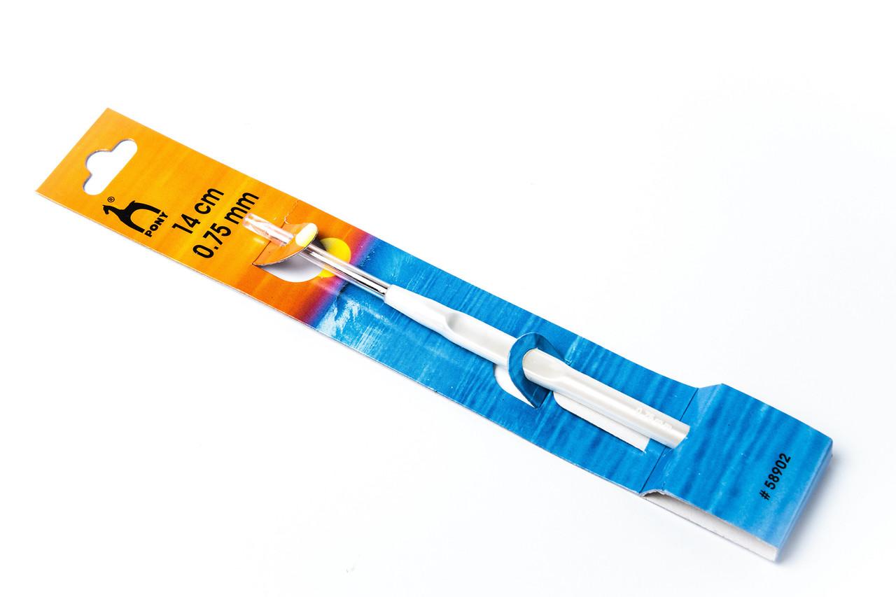 Pony - крючок с ручкой, 0.75 мм