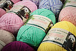 Пряжа Color City Тропикана 112 зеленый яркий, фото 2