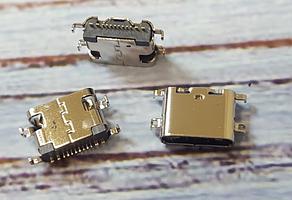 Роз'єм заряду для планшетів type-c, USB-C №11, Oukitel C17 Pro, type-c