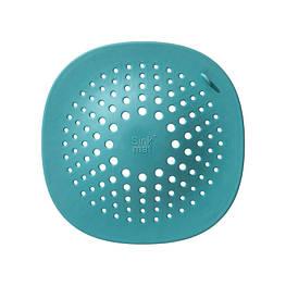 Уловлювач волосся сіточка для ванної (раковини, кухні, душу)