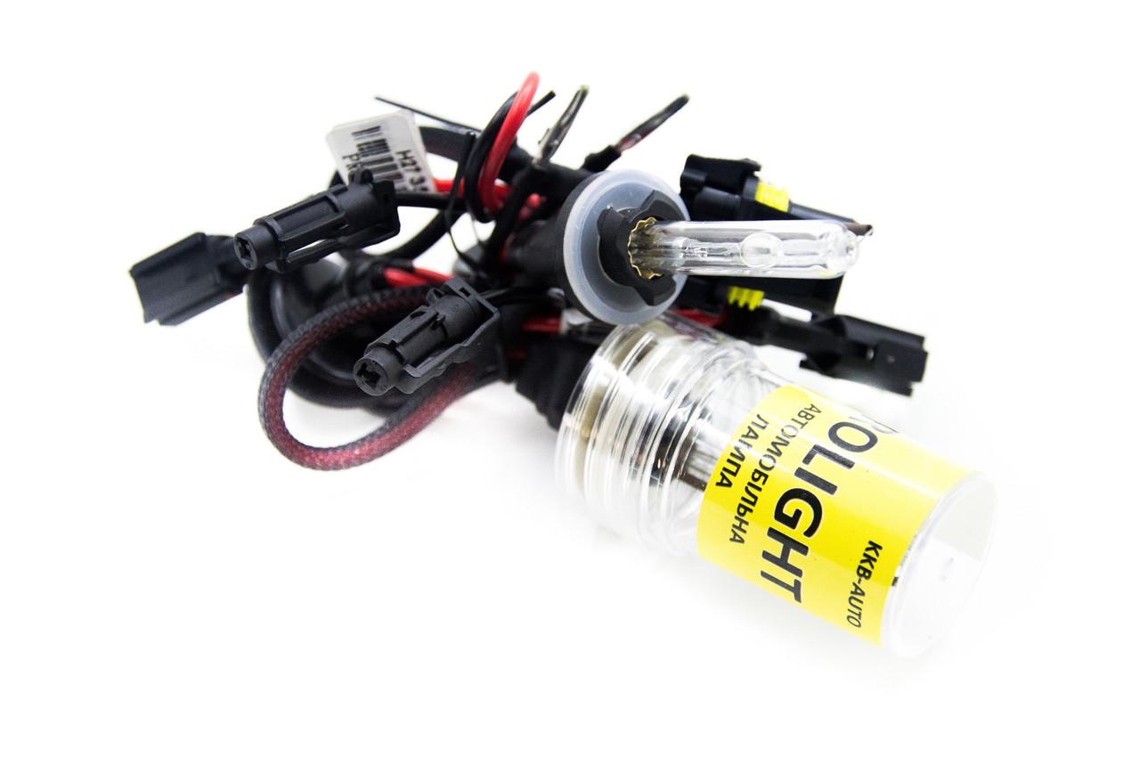 Ксеноновая лампа Prolight Н27 6000K 35W (2 шт)