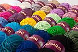 Пряжа бавовняна Vita Cotton Charm, Color No.4195 пильна бузок, фото 2