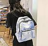 Стильные красочные рюкзаки с мягкой спинкой, фото 6