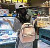Стильные красочные рюкзаки с мягкой спинкой, фото 5