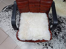 Накидка на стілець з овчини 03, фото 3
