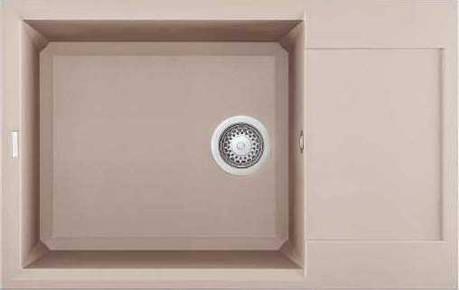 Кухонна мийка ELLECI EASY 310 AVENA 51, фото 2