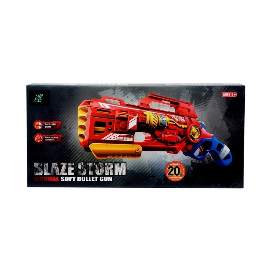 Бластер автомат Blaze Storm 7067 (аналог Nerf / Нерф)