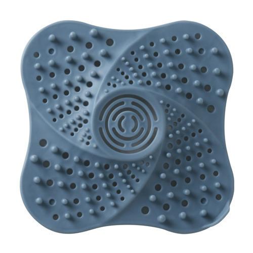Улавливатель волос сеточка для ванной (раковины, кухни, душа) вихрь